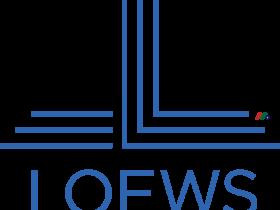 保险&酒店&香烟:洛斯保险Loews Corporation(L)