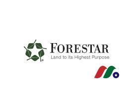 REIT公司:福里斯特Forestar Group(FOR)
