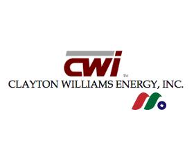 克莱顿威廉斯能源 Clayton Williams Energy(CWEI)——退市