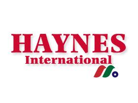 镍合金钴合金龙头:海恩斯国际(哈氏合金国际公司)Haynes International(HAYN)