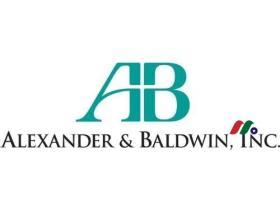 房地产开发与租赁:亚历山大&鲍德温公司Alexander & Baldwin(ALEX)