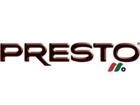 家居用品&小家电制造商:National Presto Industries(NPK)