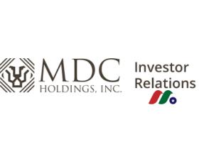 美国房地产开发商:M.D.C.控股 M.D.C. Holdings(MDC)