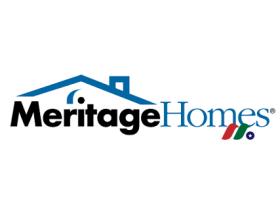 美国房地产开发商:梅若堤居住宅建筑 Meritage Homes Corporation(MTH)