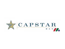 新股预告:银行控股公司 CapStar Financial Holdings(CSTR)