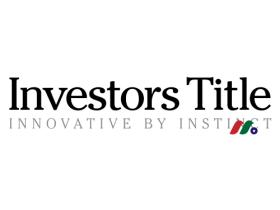 产权保险:投资者不动产Investors Title Company(ITIC)