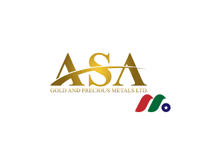 贵金属投资管理:ASA Gold and Precious Metals(ASA)