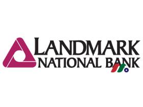 区域银行控股公司:兰德马克银行Landmark Bancorp(LARK)