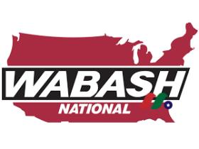 卡车&液体运输系统制造商:威柏许国家公司Wabash National(WNC)
