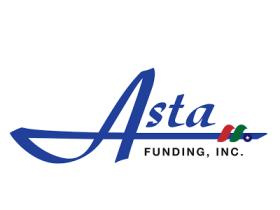 消费应收账款业务服务公司:Asta Funding(ASFI)