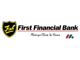 区域金融服务公司:First Financial Corporation(THFF)