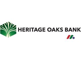 银行控股公司:欧克斯赛银行Heritage Oaks Bancorp(HEOP)