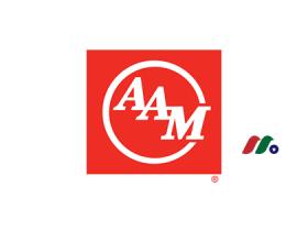 汽车零部件:美国车桥American Axle & Manufacturing(AXL)