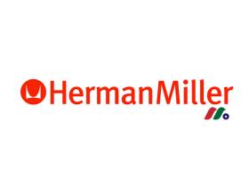 美国最大办公家具提供商:赫尔曼米勒Herman Miller(MLHR)