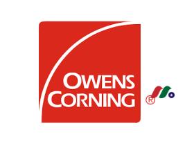 住宅及商业建材公司:欧文斯科宁Owens Corning(OC)