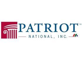 保险经纪公司:爱国者国家公司Patriot National(PN)