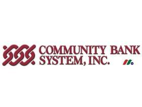 银行控股公司:社区银行系统公司Community Bank System(CBU)