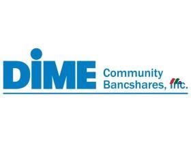 银行控股公司:迪募社区银行Dime Community Bancshares(DCOM)