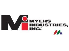 塑胶加工厂商:梅尔工业公司Myers Industries(MYE)