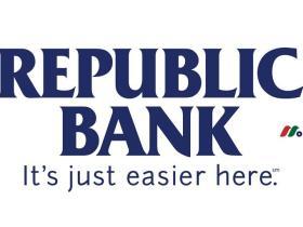 银行控股公司:共和银行Republic Bancorp(RBCAA)