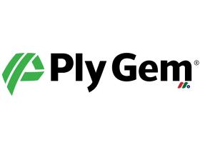 住宅外墙的建筑产品生产商:Ply Gem Holdings(PGEM)