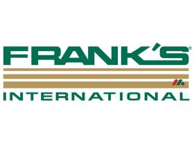 荷兰油气开采服务商:弗兰克国际Frank's International(FI)
