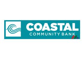 银行控股公司:Coastal Financial Corp.(CCB)