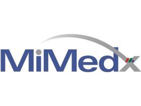 生物制药公司:MiMedx Group(MDXG)