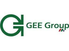 人员配备解决方案的提供商:GEE Group, Inc.(JOB)