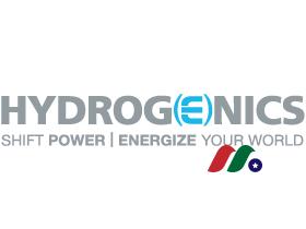 加拿大燃料电池制造公司:氢能公司Hydrogenics Corporation(HYGS)