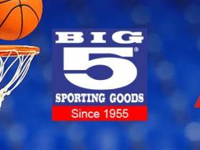 体育用品零售商:Big 5体育用品Big 5 Sporting Goods Corporation(BGFV)