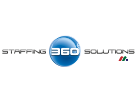 人力资源公司:Staffing 360 Solutions, Inc.(STAF)