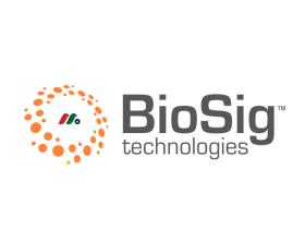 医疗设备公司:生物信号技术公司BioSig Technologies(BSGM)