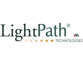 光学组件设计制造商:光路技术LightPath Technologies, Inc.(LPTH)