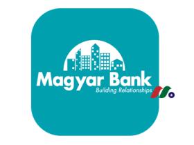银行控股公司:马扎尔银行Magyar Bancorp, Inc.(MGYR)