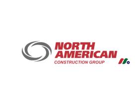 加拿大重型建筑和采矿服务提供商:北美建筑North American Construction Group(NOA)