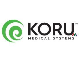 便携式医疗设备设计制造商:KORU Medical Systems(KRMD)