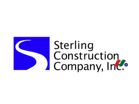 基建公司:斯特林建筑Sterling Construction Company(STRL)