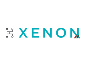加拿大生物制药公司:Xenon Pharmaceuticals Inc.(XENE)