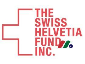 封闭式股票共同基金:瑞士封基The Swiss Helvetia Fund Inc.(SWZ)