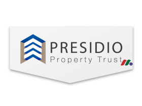 REIT公司:Presidio Property Trust(SQFT)