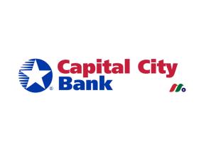 美国银行控股公司:都市银行集团Capital City Bank Group, Inc.(CCBG)