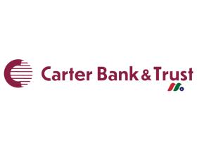 银行控股公司:卡特银行信托Carter Bank & Trust(CARE)