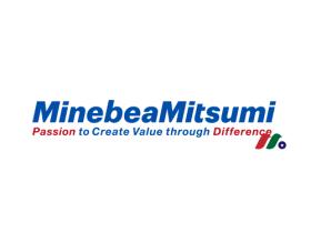 日本轴承制造商:美蓓亚集团MinebeaMitsumi Inc.(MNBEY)