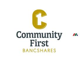 银行控股公司:Community First Bancshares, Inc.(CFBI)