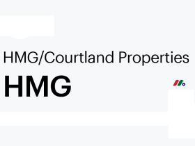 REIT公司:HMG/Courtland Properties, Inc.(HMG)