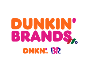 餐饮控股公司:唐金品牌Dunkin' Brands Group, Inc.(DNKN)