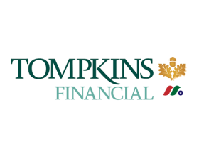 金融控股公司:汤普金斯金融Tompkins Financial Corporation(TMP)