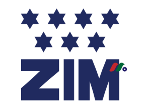 以色列货运公司:Zim船務公司ZIM Integrated Shipping Services(ZIM)