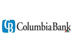 区域银行股:哥伦比亚银行系统Columbia Banking System, Inc.(COLB)